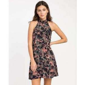 RVCA Kingsman Floral Dress NEW WITH TAGS
